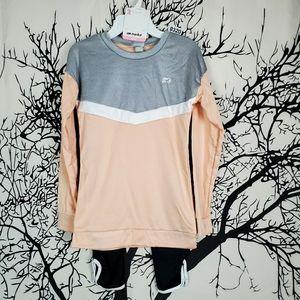 NWT MARIKA Fleece Set Pants & Long Sleeve Top Pink